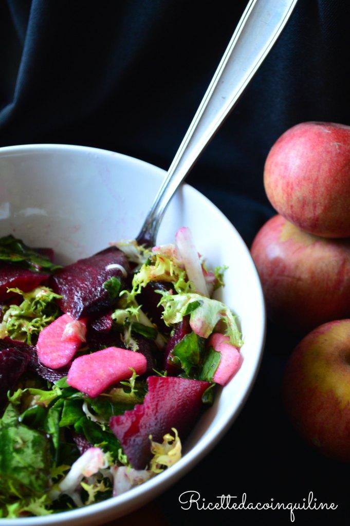 I sani venerdì: l'insalata del riciclo