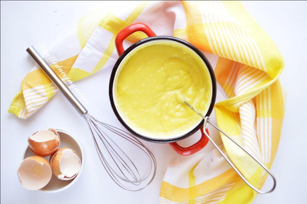 Crema pasticcera – Ricetta base