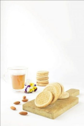 Biscotti da gelato (senza glutine e vegan)