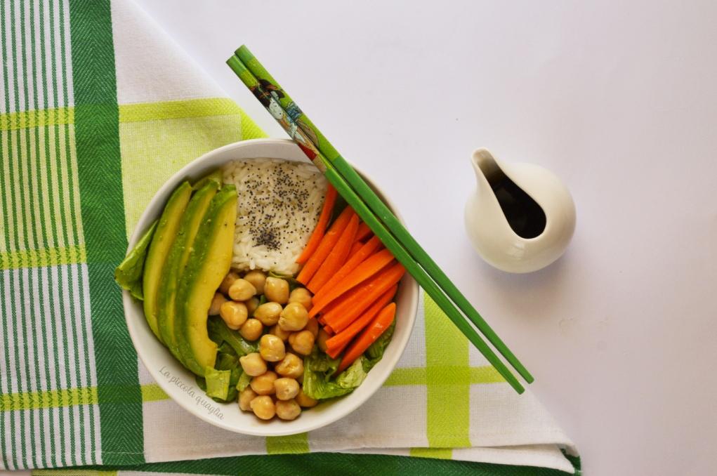 I menù fuori casa: Buddha Bowl