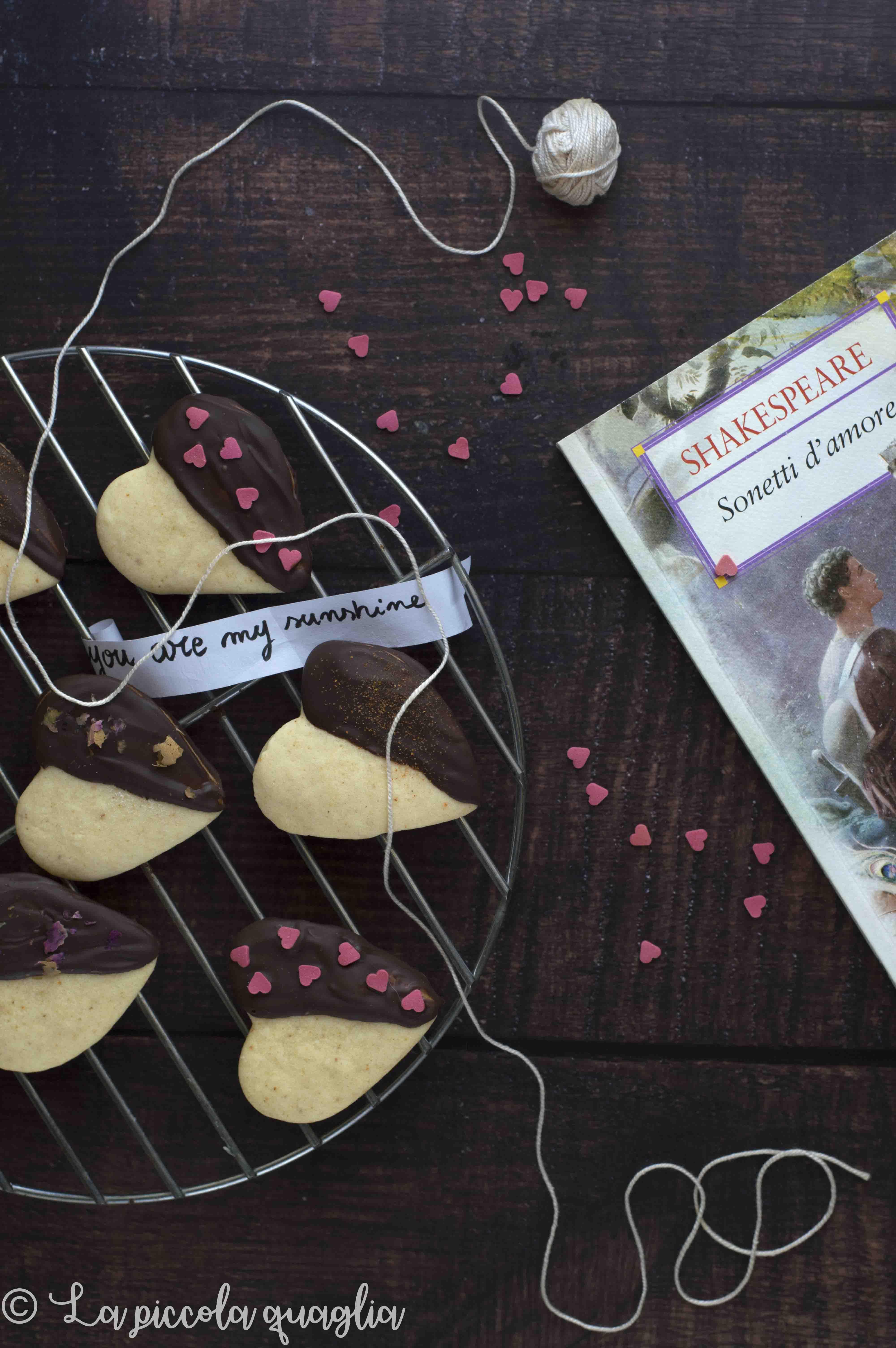 Biscotti al peperoncino & cioccolato