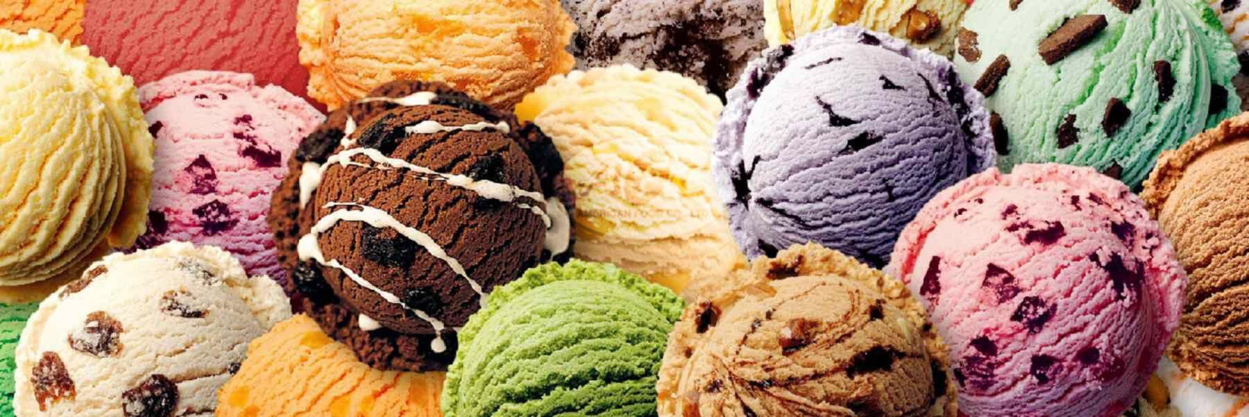 La storia del gelato