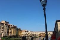 Ponte Vecchio & the Arno River