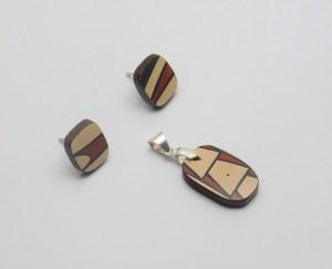 Mosaico en plata ley .950 y cerámica Mata Ortiz. pídala con la clave MoCMOAg/007. PIEZA ÚNICA