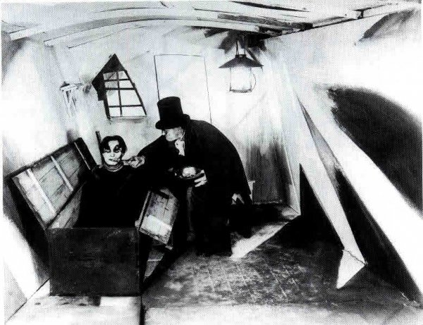 Resultado de imagen de el gabinete del doctor caligari