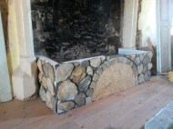 Caisson cheminee 1