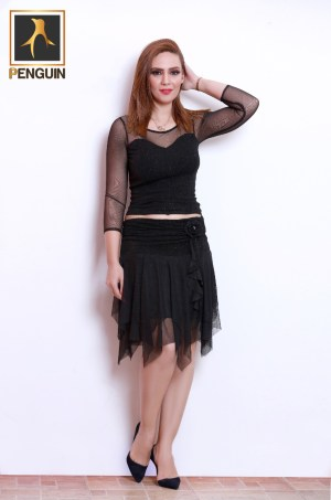 Code_[Jeba641]_Black_Short_Soiree_Skirt