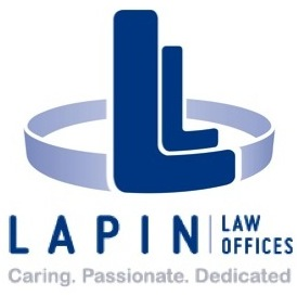 Lapin Law Offices: Logo and Slogan