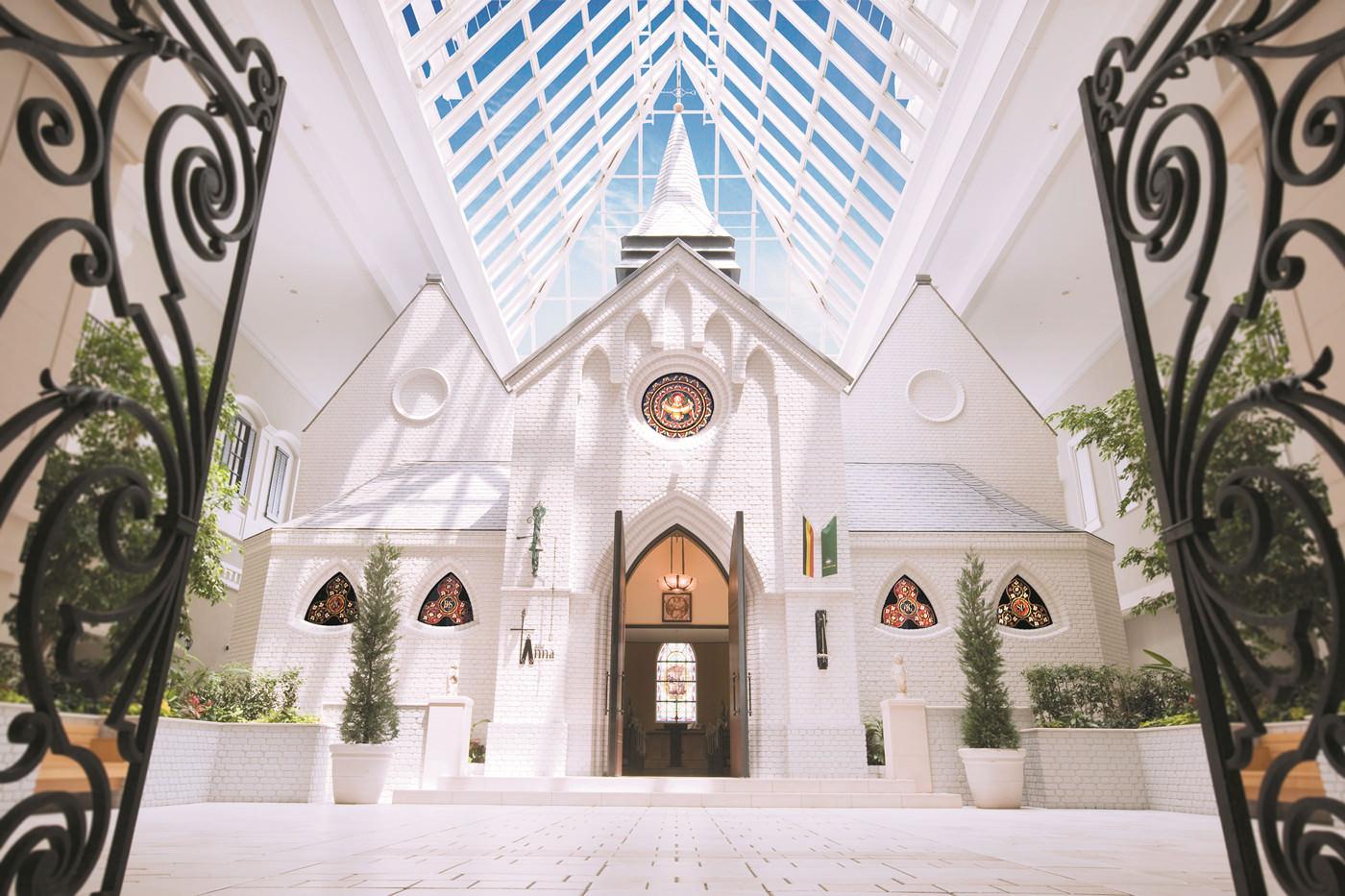 大阪 聖蒂安娜教堂
