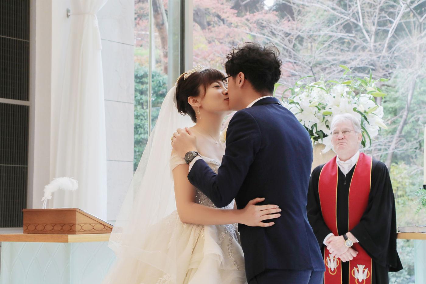 C+B 椿山莊水晶教堂婚禮紀錄