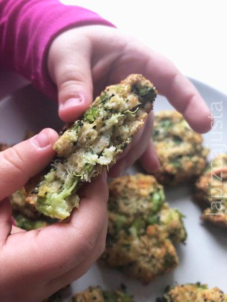 nugget de brócoli