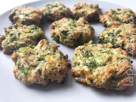 nuggets de brócoli