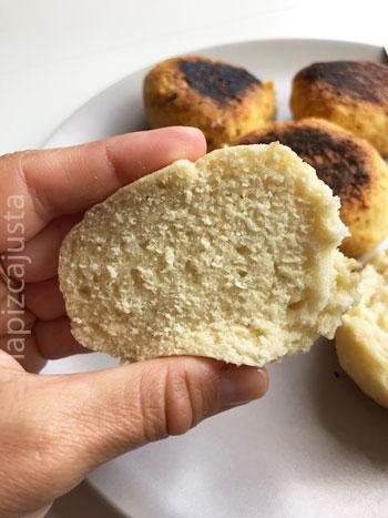 panecillos de yogur esponjoso