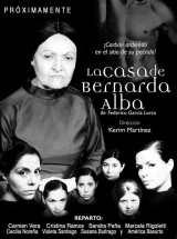 """VESTUARIOS de """"La casa de Bernarda Alba"""""""