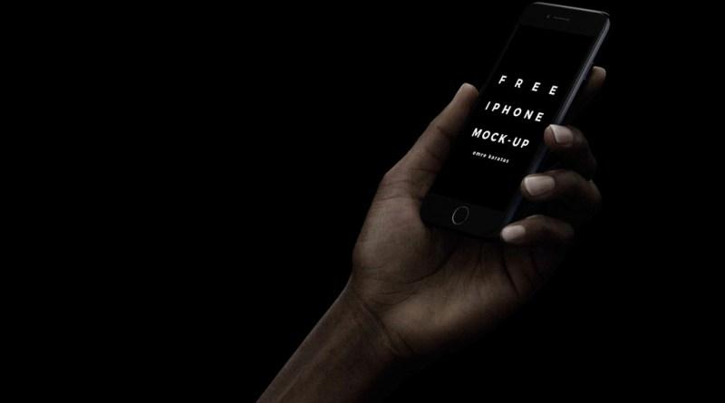 5 iPhone Mockups para Descargar gratis