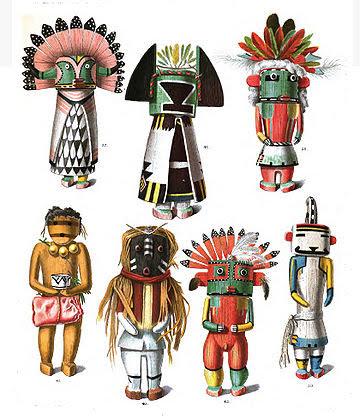 4f67d 360px kachina dolls - Seres anfibios en las diferentes culturas alrededor del mundo