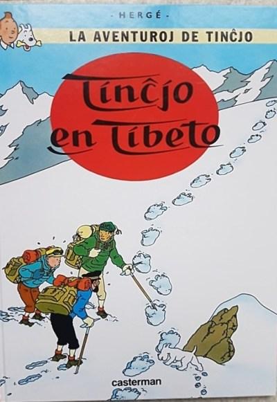 Tintin en espéranto