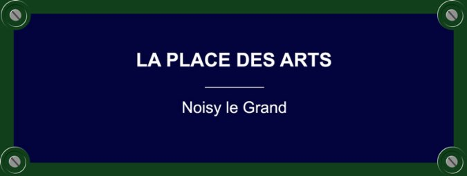 Contact Noisy le Grand