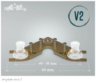 String Butler V2 Dimensions