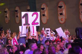 Dans le public, les candidates avaient leurs fervents supporters.
