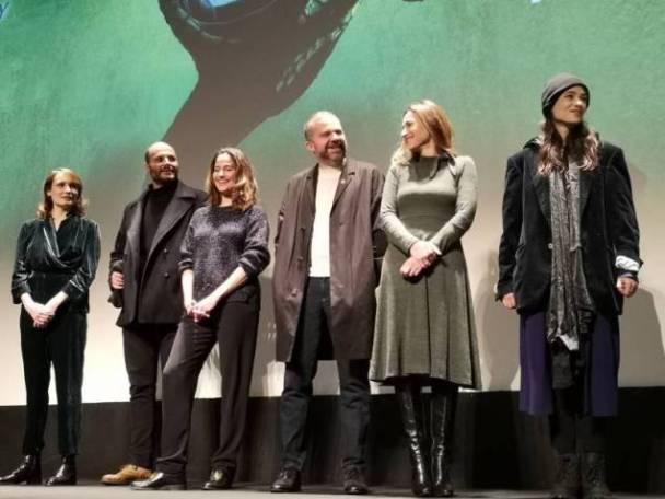 Le jury long-métrages.