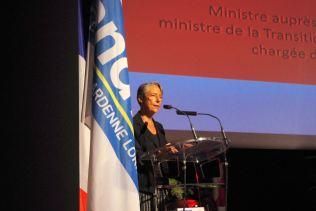 Elisabeth Borne (ministre des transports)