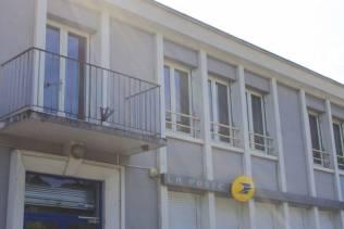 """L'association """"La Toupie"""" devait investir le premier étage du bâtiment."""