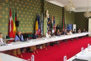 Installation du conseil municipal de Vittel.