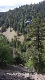 Photos du peloton de gendarmerie de montagne (PGM).