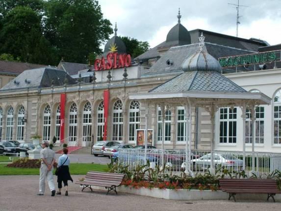 Casino Partouche à Contrexéville (Archives)