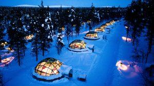 Kakslauttanen-arctic-resort-Lapland