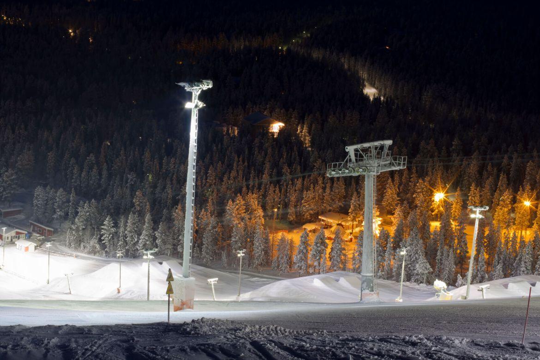 Levi-fell-ski