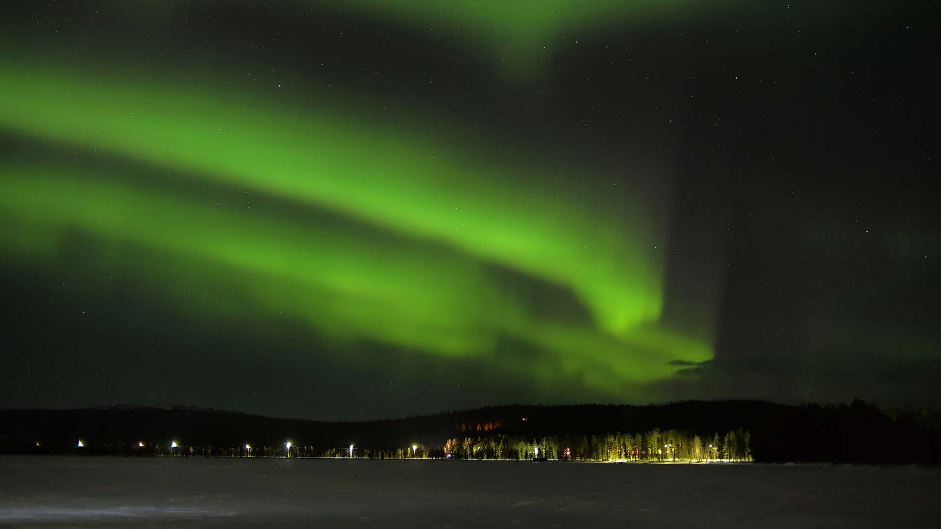 Rovaniemi Northern Lights