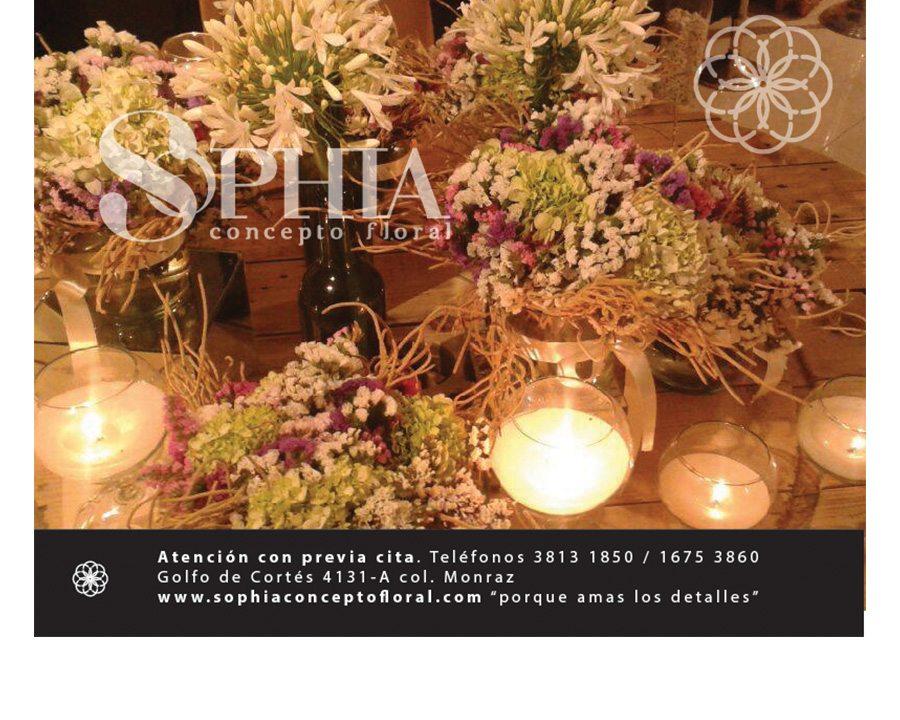 Sophia Concepto Floral - LaPlanner