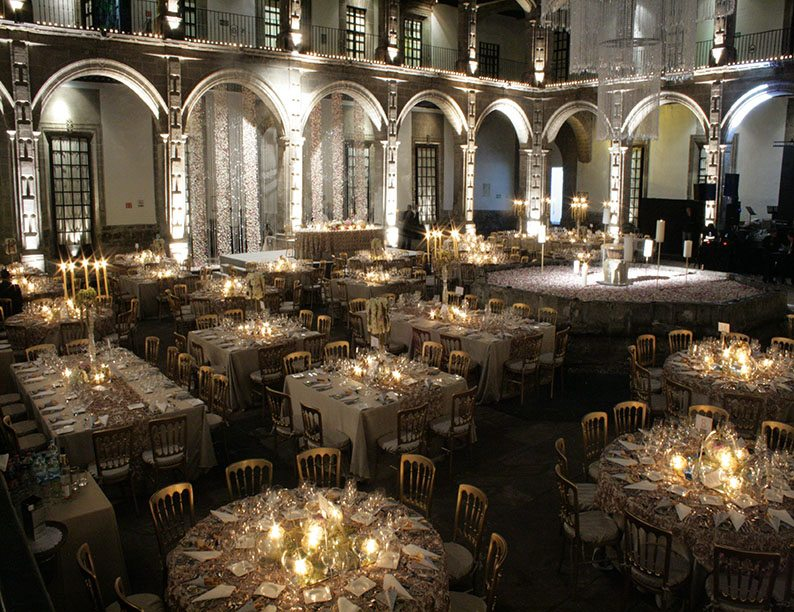 Ambrosia Eventos, organización de bodas y eventos sociales en México