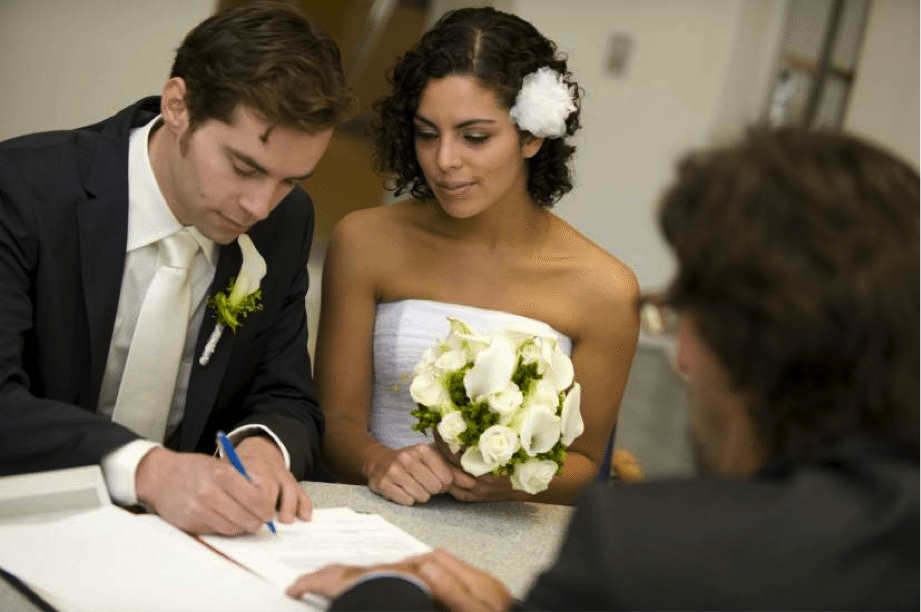 Matrimonio Catolico Y Civil : Requisitos para casarse por el civil laplanner
