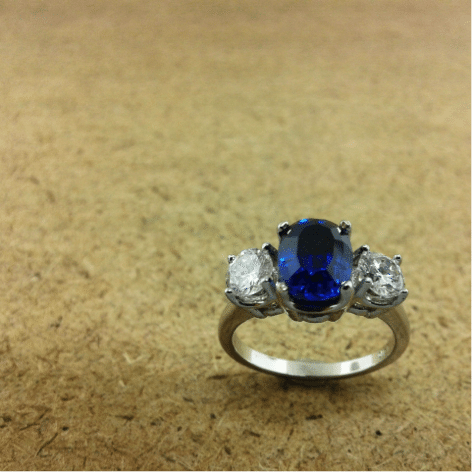 anillo de compromiso 11
