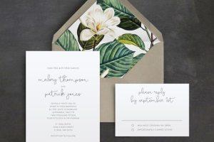 ideas para las invitaciones de tu boda