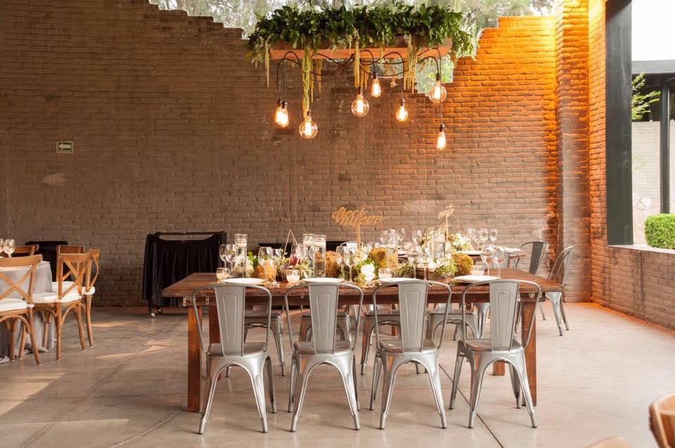 Iluminación en tu boda