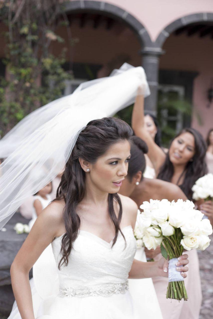 maquillaje para bodas en jardín 2
