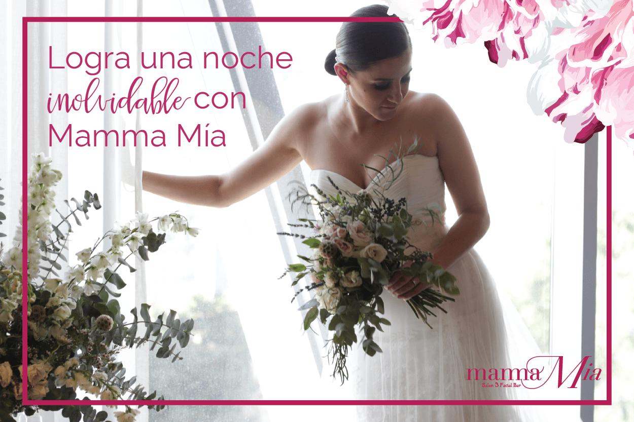 Mamma Mia salón & Facial Bar: Tratamientos faciales y paquetes para novias