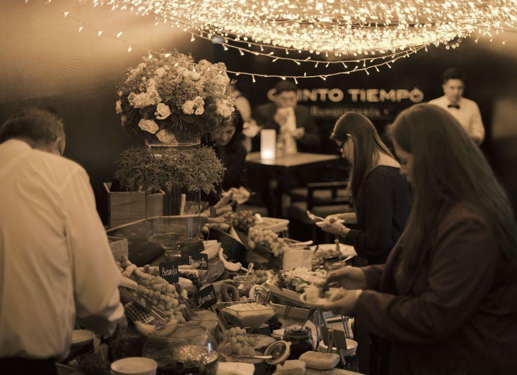 buffet para boda 6