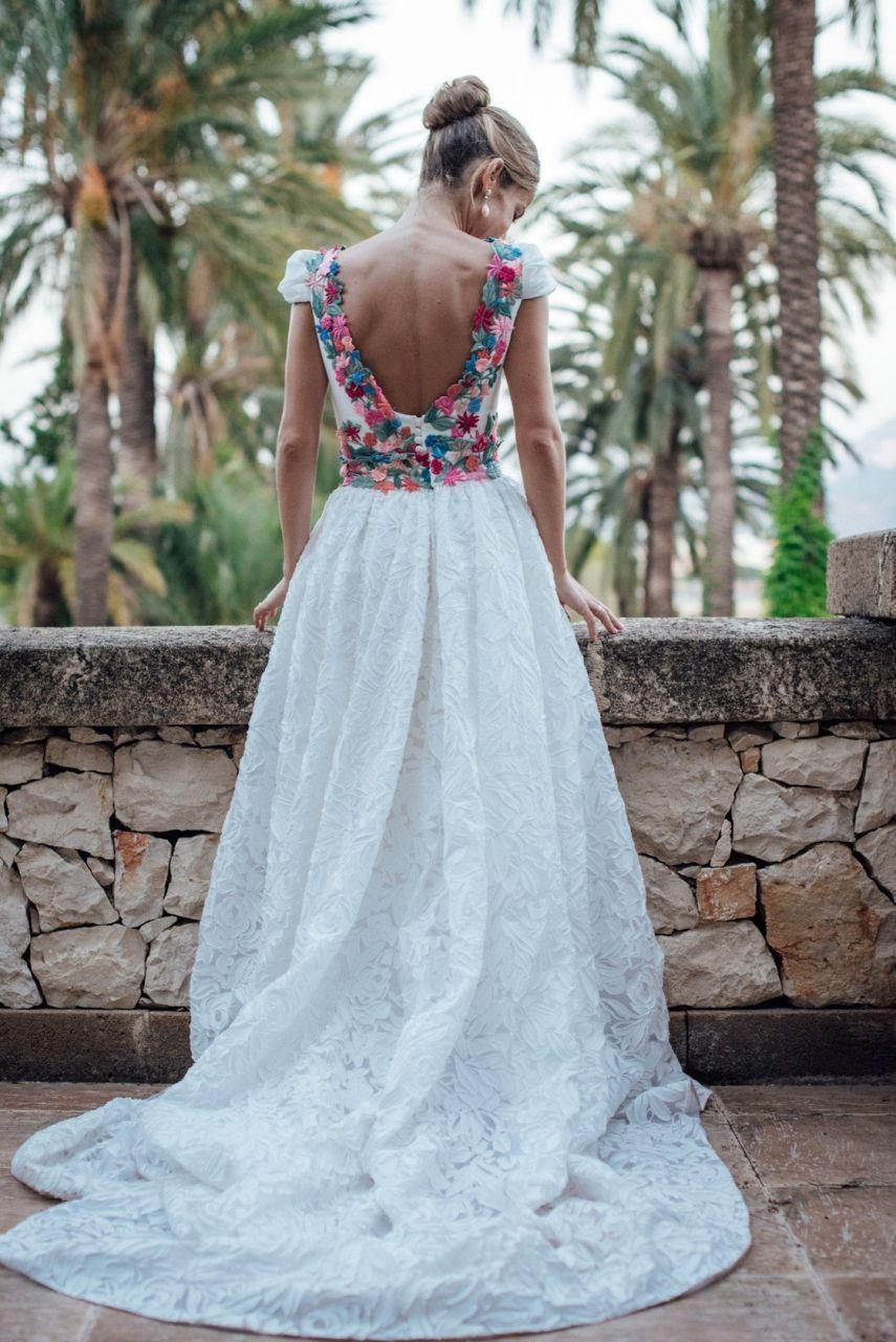 elige el más nuevo atractivo y duradero últimos lanzamientos Vestidos de novia bordados de oaxaca – Vestidos novia 2019