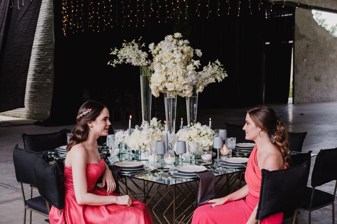 """El concepto perfecto en decoración floral """"Clásico Atemporal"""" Especial 2018"""
