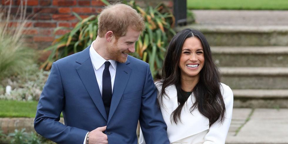 Lo mejor del compromiso sobre el Príncipe Harry y Meghan Markle