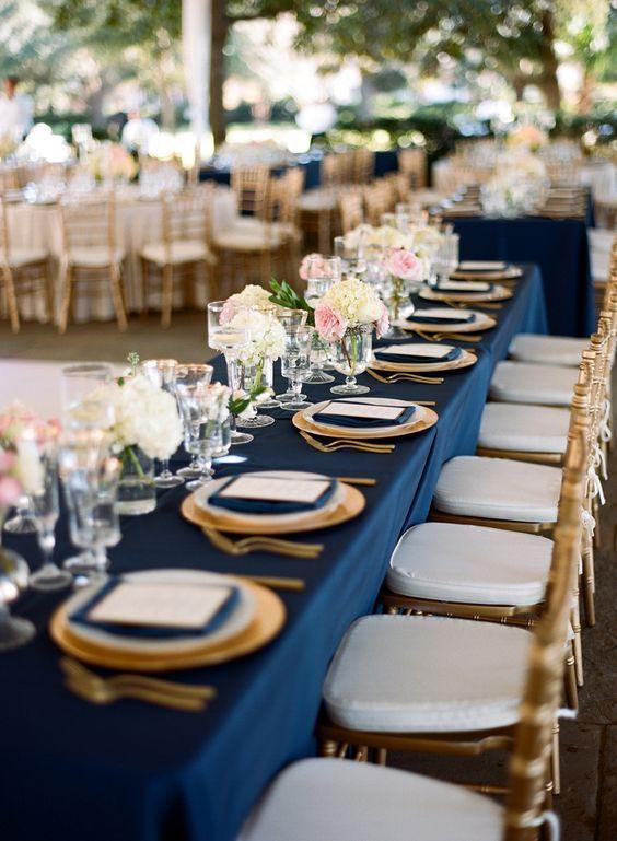 las 5 tendencias más fuertes del 2018 en decoración para bodas