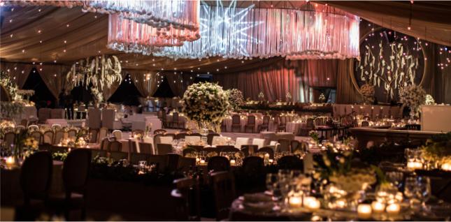 La planeación perfecta: 8 estilos para bodas de ensueño por Fabiola Alférez