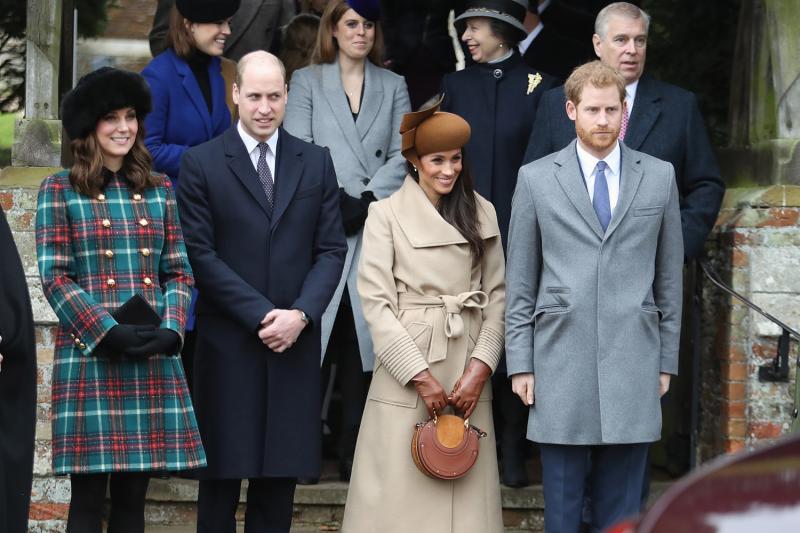 boda del Príncipe Harry y Meghan Markle 1