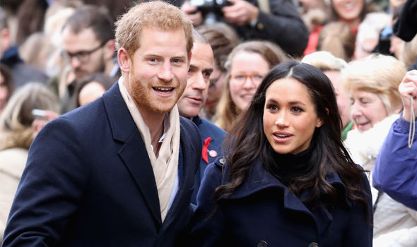 boda del Príncipe Harry y Meghan Markle 3