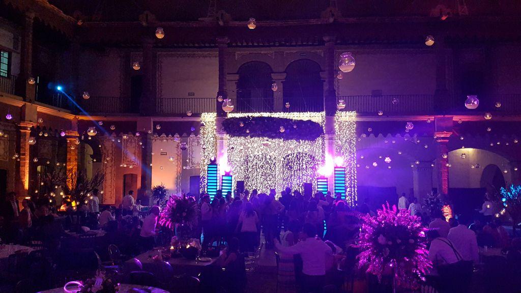iluminación en tu boda 2